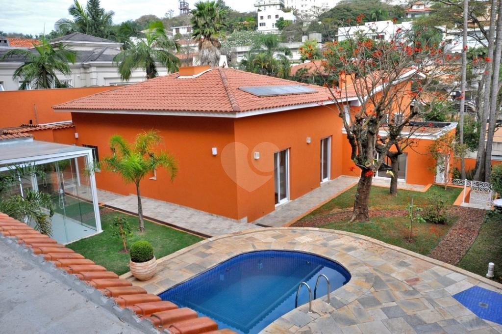 Venda Casa São Paulo Jardim Guedala REO16566 2