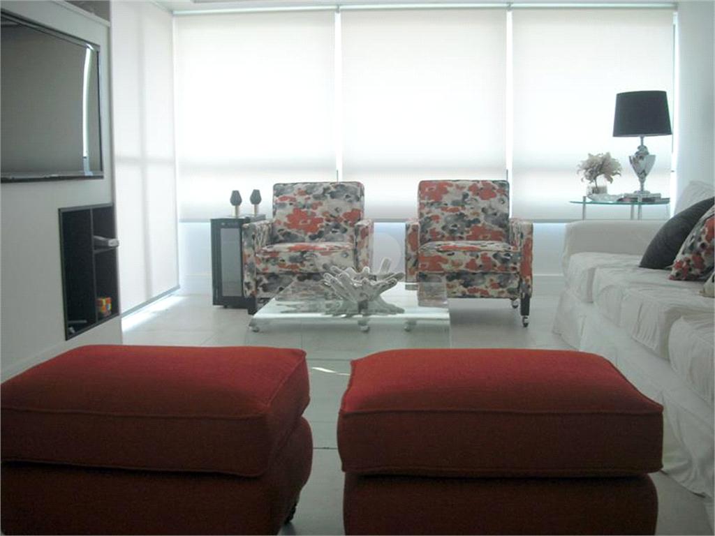 Venda Flat São Paulo Jardim Paulista REO166182 2