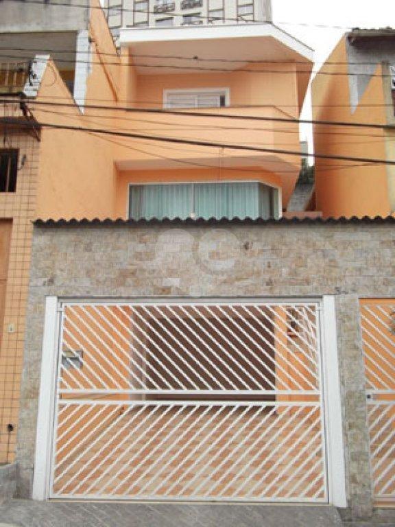 Venda Sobrado São Paulo Mandaqui REO166402 1