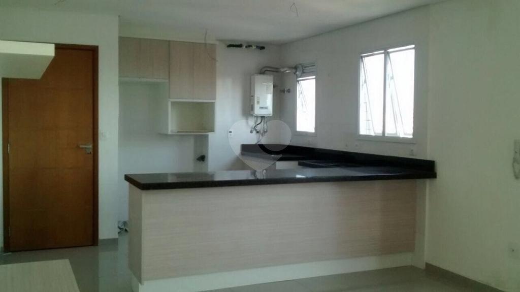 Venda Apartamento São Paulo Carandiru REO167221 2