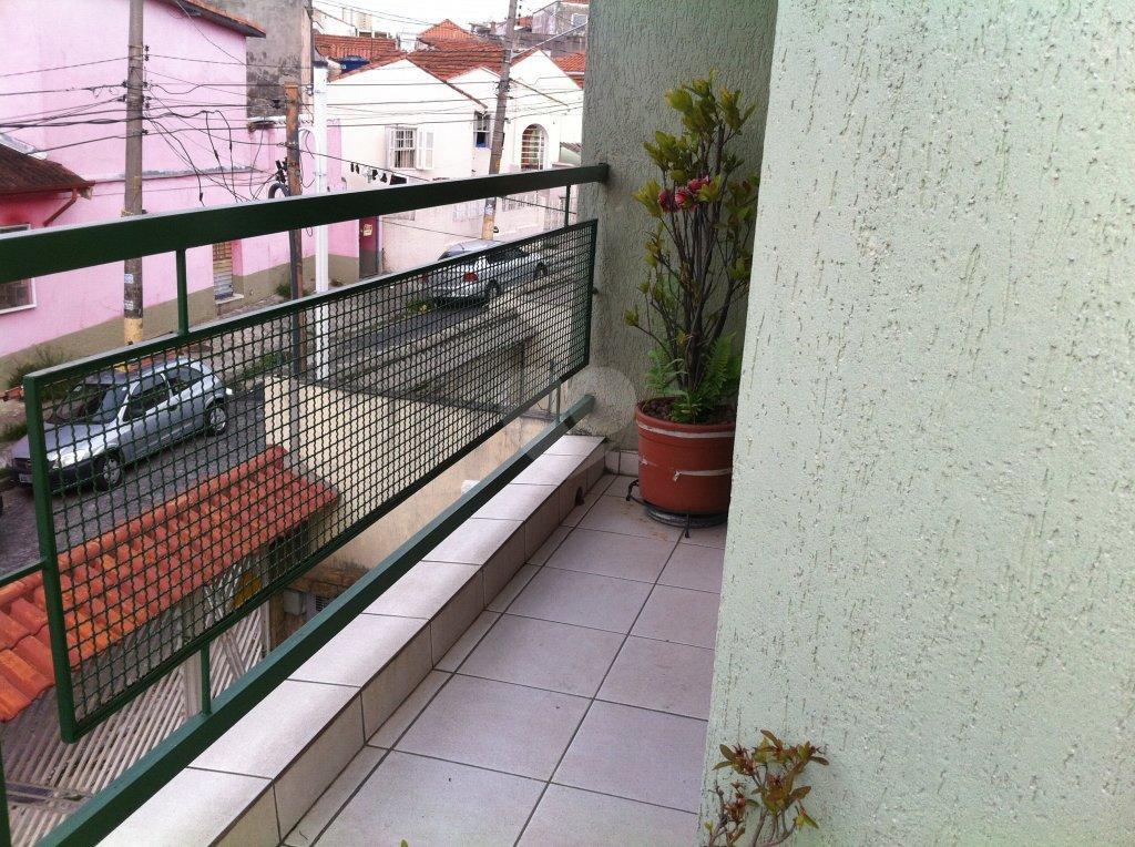 Venda Sobrado São Paulo Vila Isolina Mazzei REO168583 14
