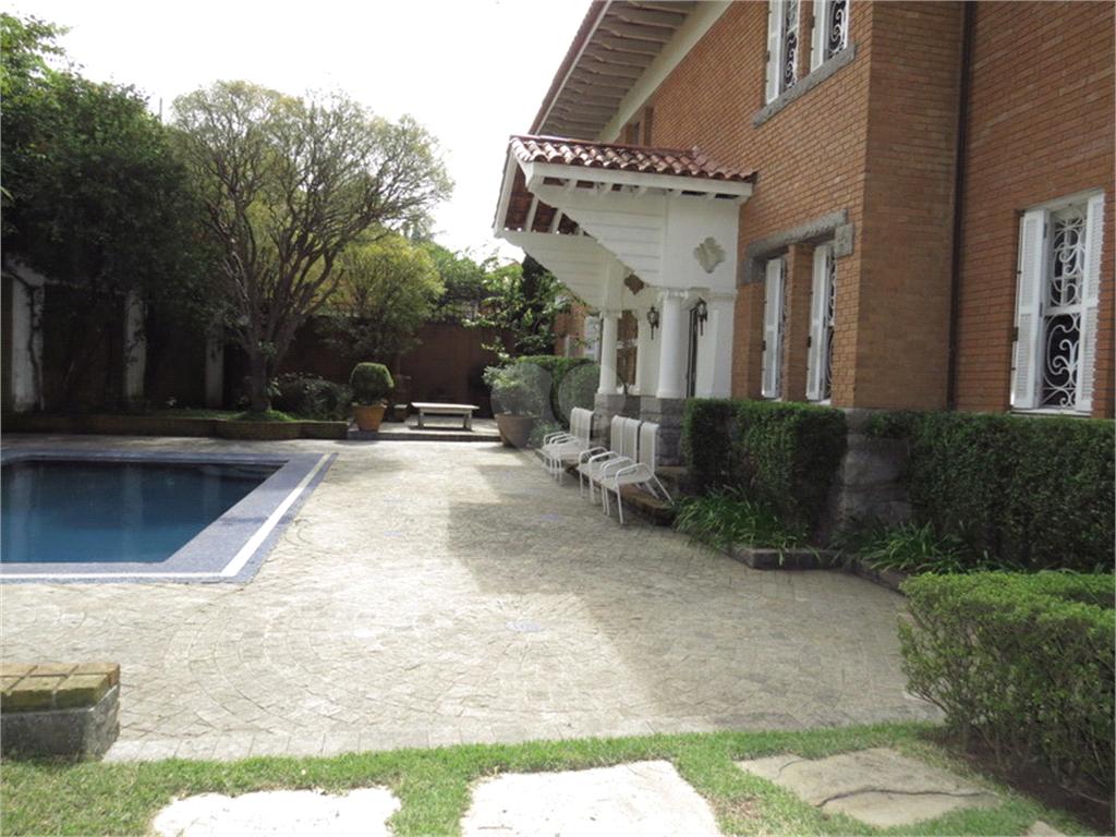 Venda Casa São Paulo Jardim América REO16891 22