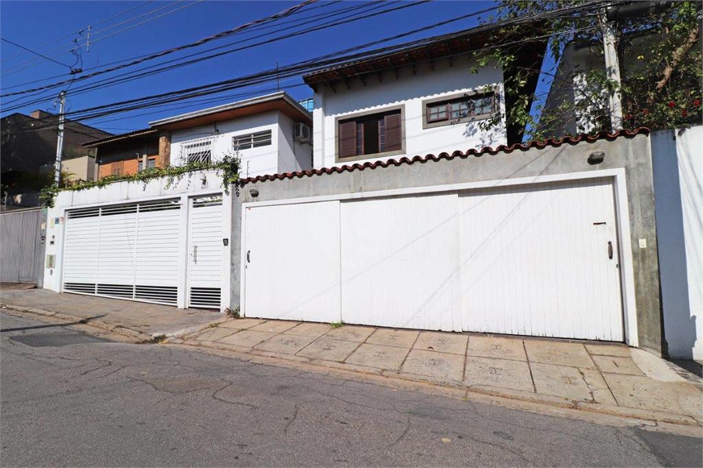Venda Casa São Paulo Jardim Paulistano REO16911 1