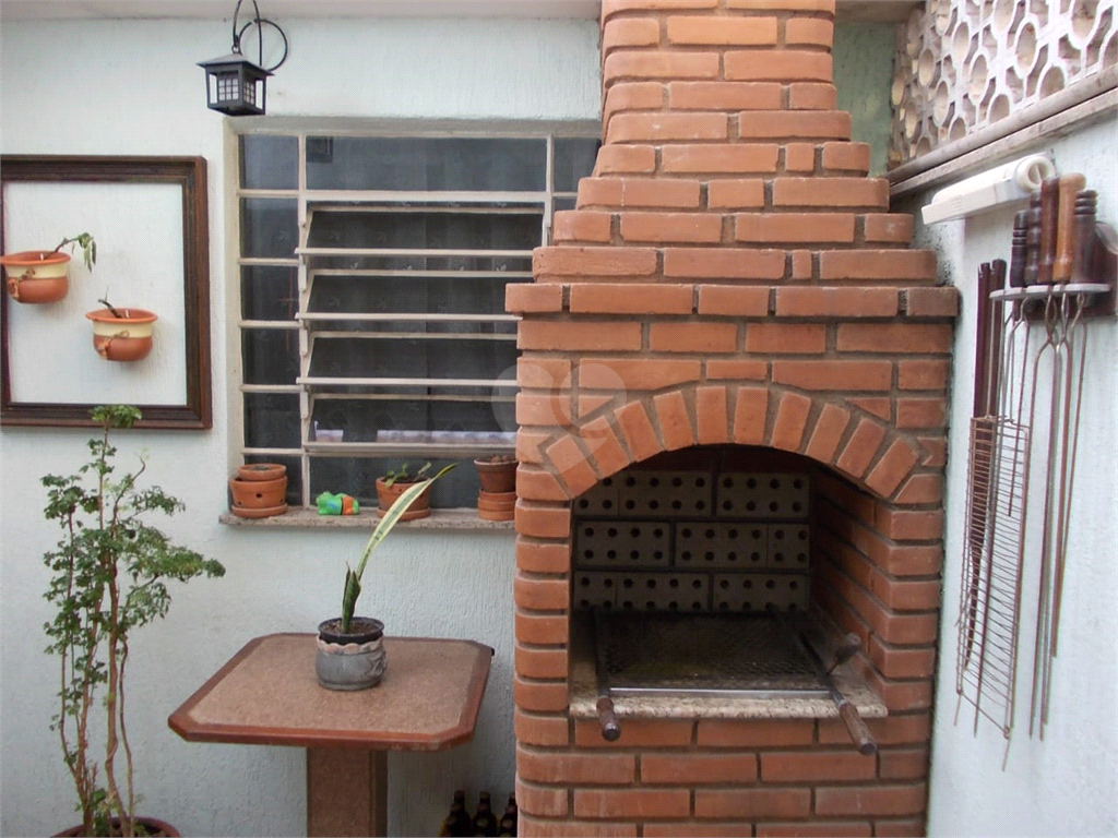 Venda Casa de vila São Paulo Água Fria REO170126 25