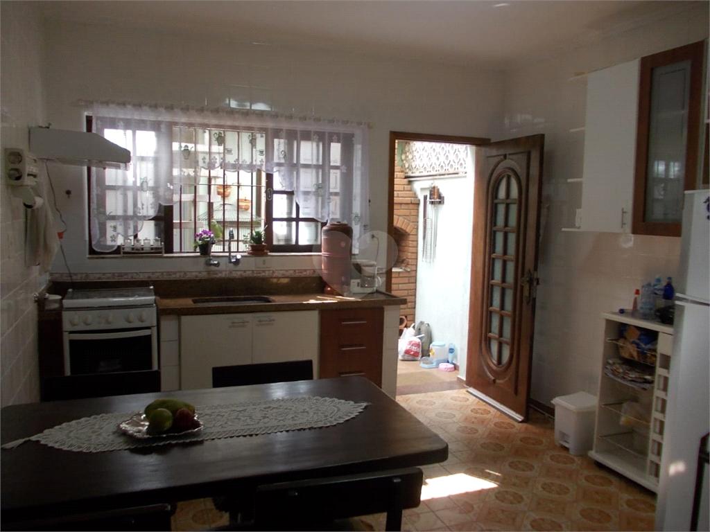 Venda Casa de vila São Paulo Água Fria REO170126 2