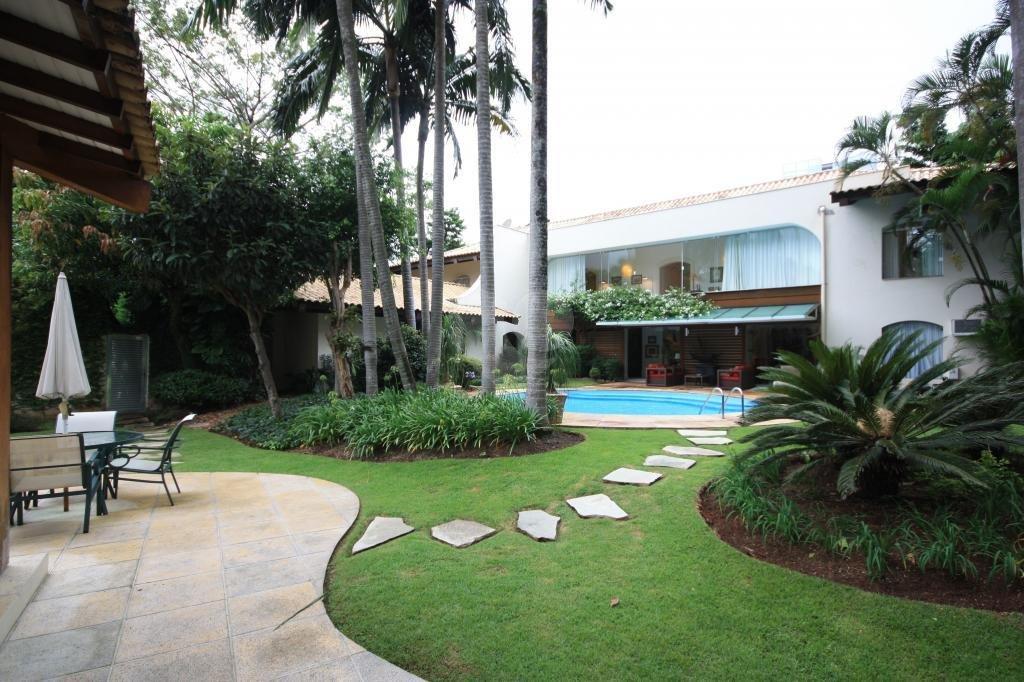 Venda Casa São Paulo Cidade Jardim REO17170 2