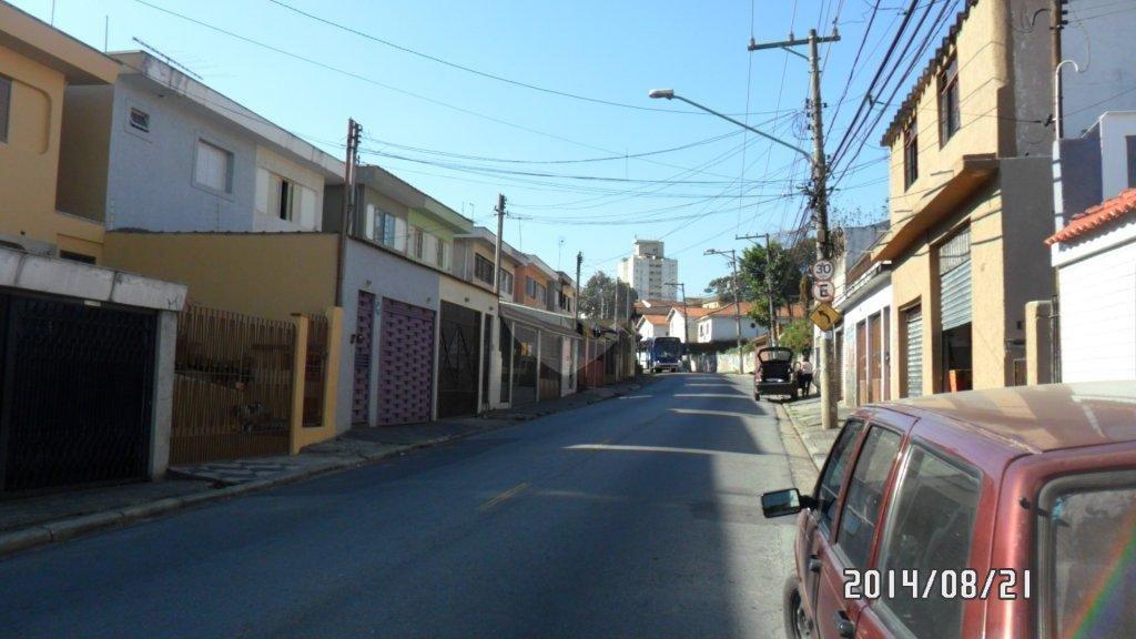 Venda Sobrado São Paulo Vila Nova Mazzei REO171955 33