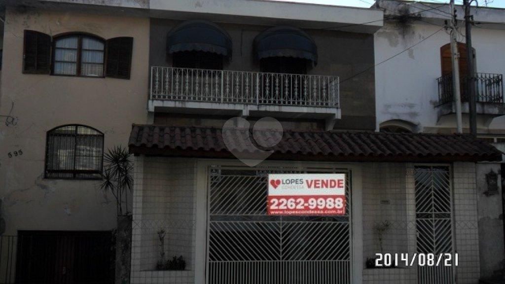 Venda Sobrado São Paulo Vila Nova Mazzei REO171955 2