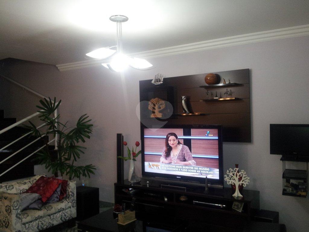 Venda Casa de vila São Paulo Vila Isolina Mazzei REO173532 3