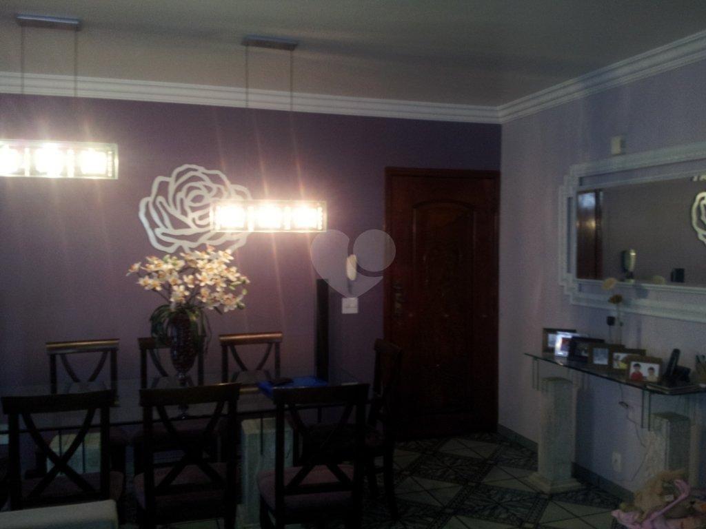 Venda Casa de vila São Paulo Vila Isolina Mazzei REO173532 4