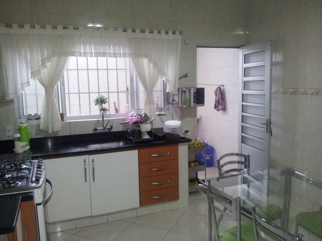Venda Casa de vila São Paulo Vila Isolina Mazzei REO173532 7
