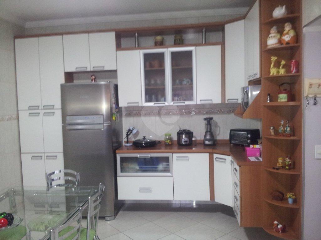 Venda Casa de vila São Paulo Vila Isolina Mazzei REO173532 8