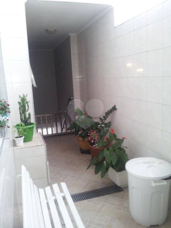 Venda Casa de vila São Paulo Vila Isolina Mazzei REO173532 9