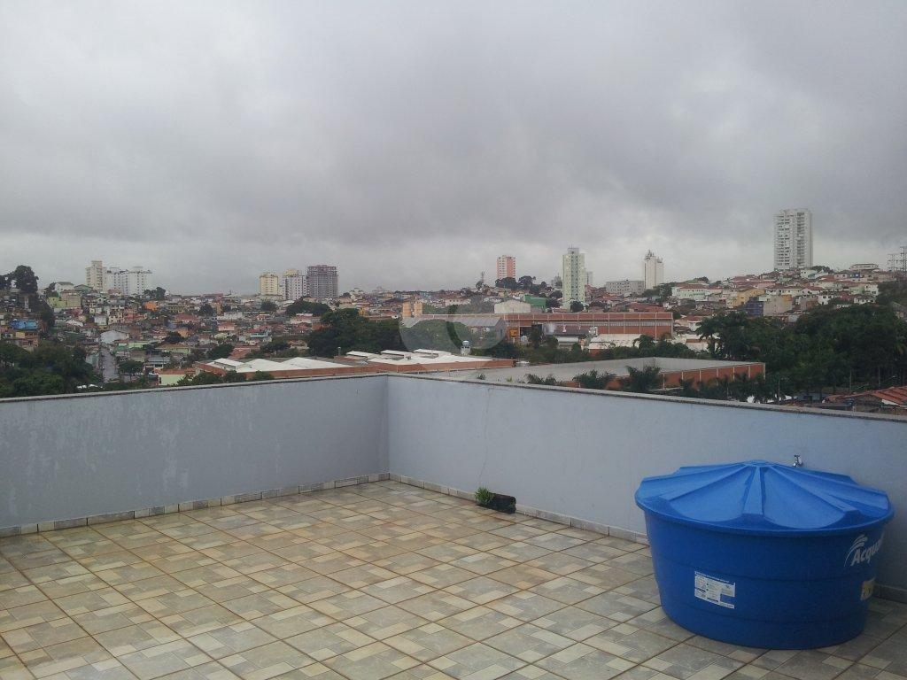 Venda Casa de vila São Paulo Vila Isolina Mazzei REO173532 21