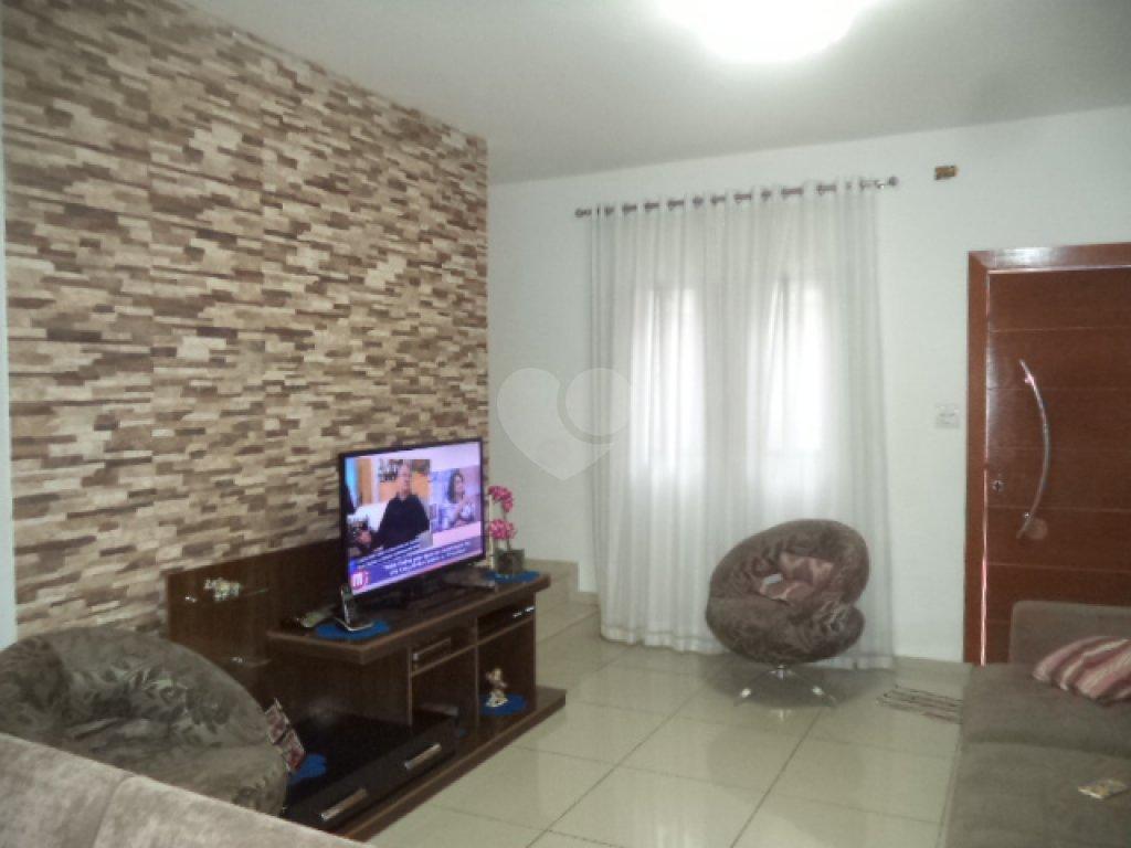 Venda Casa de vila São Paulo Santana REO173779 1