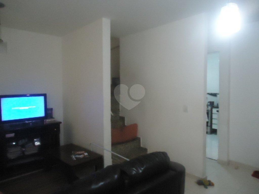 Venda Casa de vila São Paulo Vila Isolina Mazzei REO173815 3