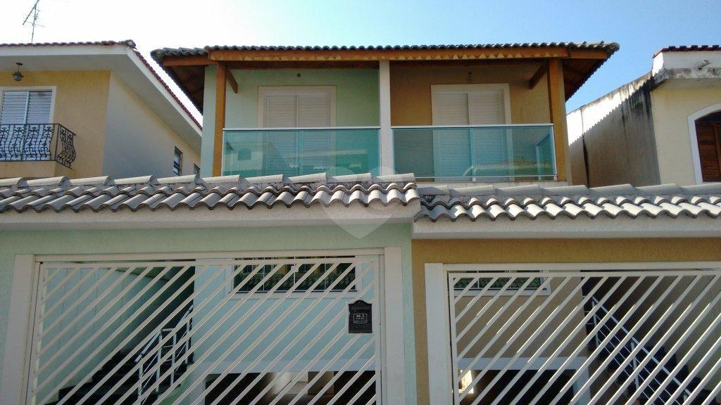 Venda Casa São Paulo Vila Nova Mazzei REO174327 2