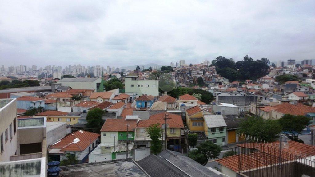 Venda Sobrado São Paulo Vila Isolina Mazzei REO175285 12