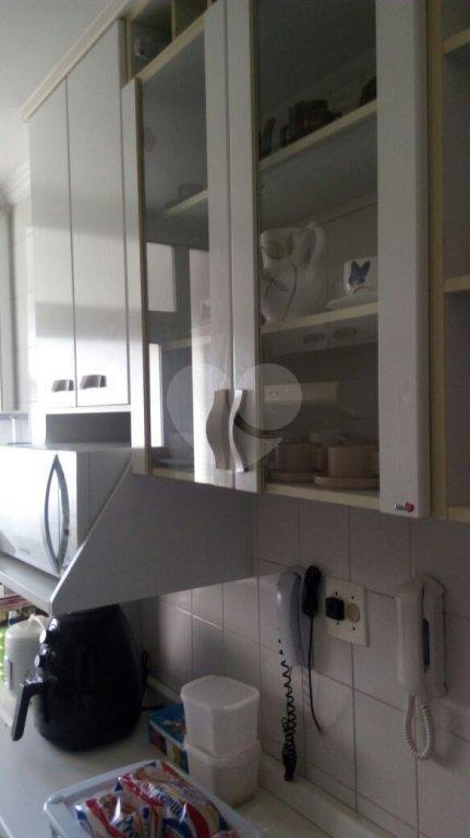 Venda Apartamento São Paulo Parque Mandaqui REO178576 2