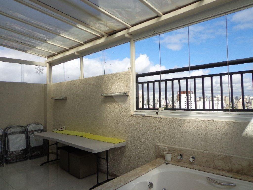 Venda Cobertura São Paulo Vila Dom Pedro Ii REO179263 11