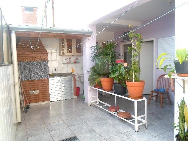 Venda Sobrado São Paulo Vila Isolina Mazzei REO179298 24