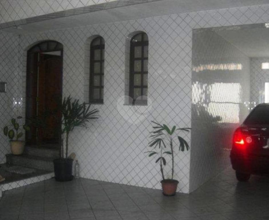 Venda Casa térrea São Paulo Vila Isolina Mazzei REO180392 4