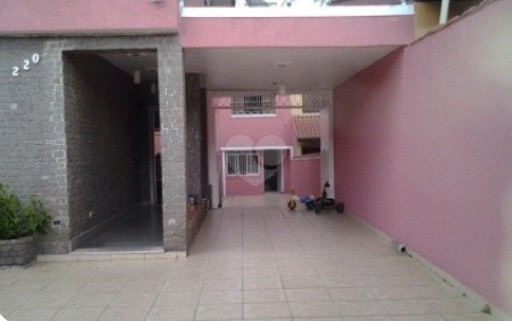 Venda Sobrado São Paulo Vila Isolina Mazzei REO180961 15