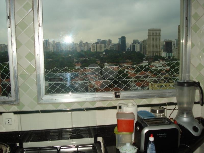 Venda Apartamento São Paulo Pinheiros REO18120 17