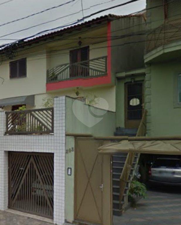 Venda Sobrado São Paulo Vila Isolina Mazzei REO181423 2