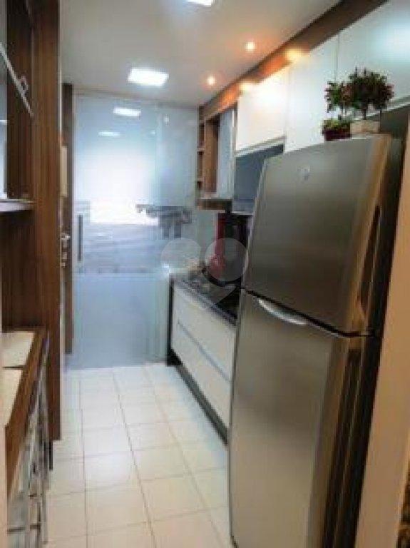 Venda Apartamento Indaiatuba Jardim Pompéia REO183398 4