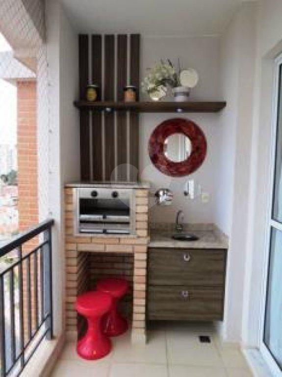 Venda Apartamento Indaiatuba Jardim Pompéia REO183398 16