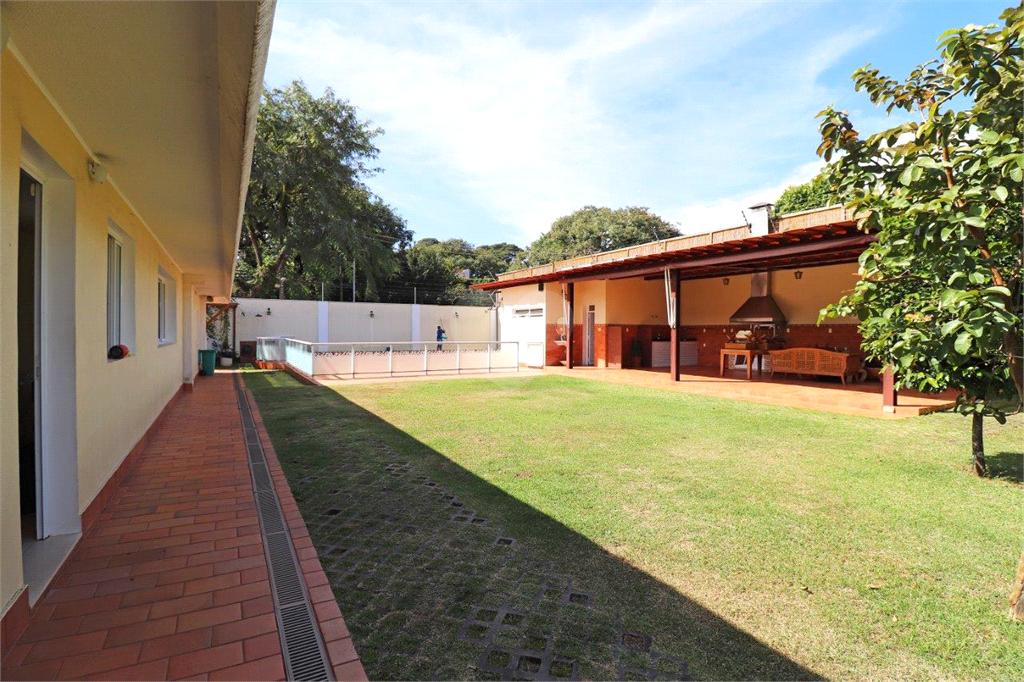 Venda Casa São Paulo Alto De Pinheiros REO184934 29