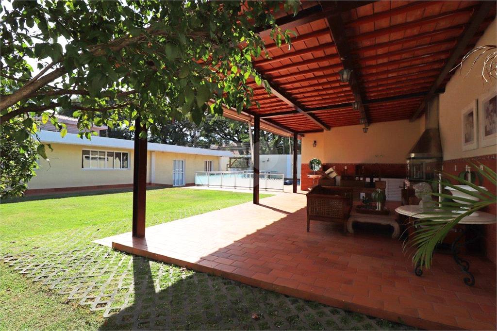 Venda Casa São Paulo Alto De Pinheiros REO184934 35