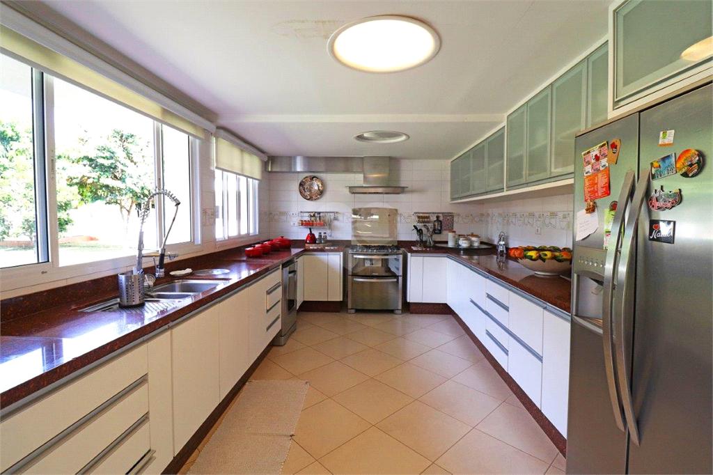 Venda Casa São Paulo Alto De Pinheiros REO184934 12
