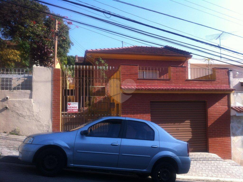 Venda Casa térrea São Paulo Vila Dom Pedro Ii REO185515 3