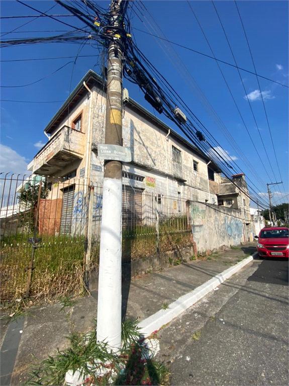 Venda Sobrado São Paulo Vila Dom Pedro Ii REO185739 1