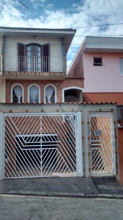 Venda Casa São Paulo Jardim Do Colégio (zona Norte) REO186464 1