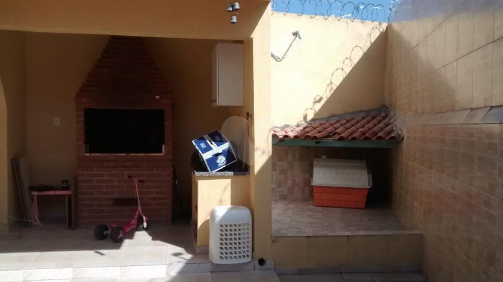 Venda Casa São Paulo Vila Romero REO186563 22