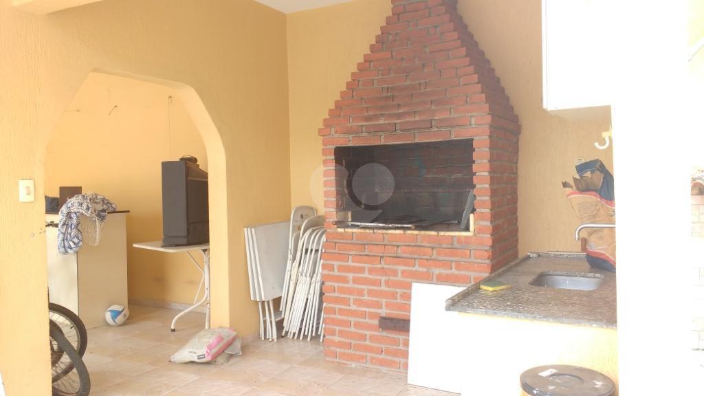 Venda Casa São Paulo Vila Romero REO186563 23
