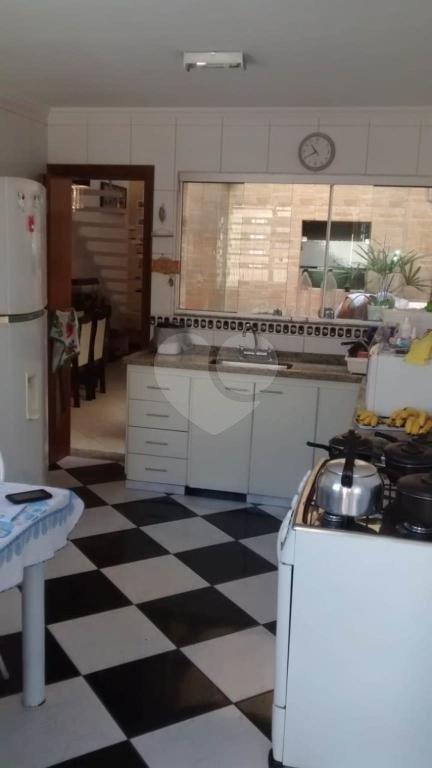 Venda Casa São Paulo Vila Romero REO186563 14