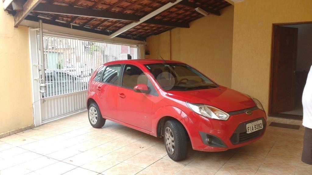Venda Casa São Paulo Vila Romero REO186563 24