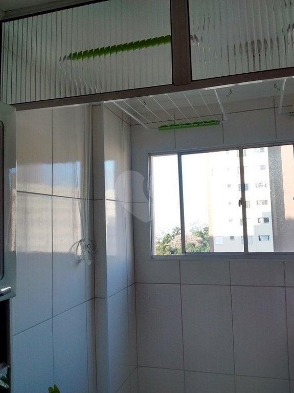 Venda Apartamento São Paulo Jardim Peri REO187046 21