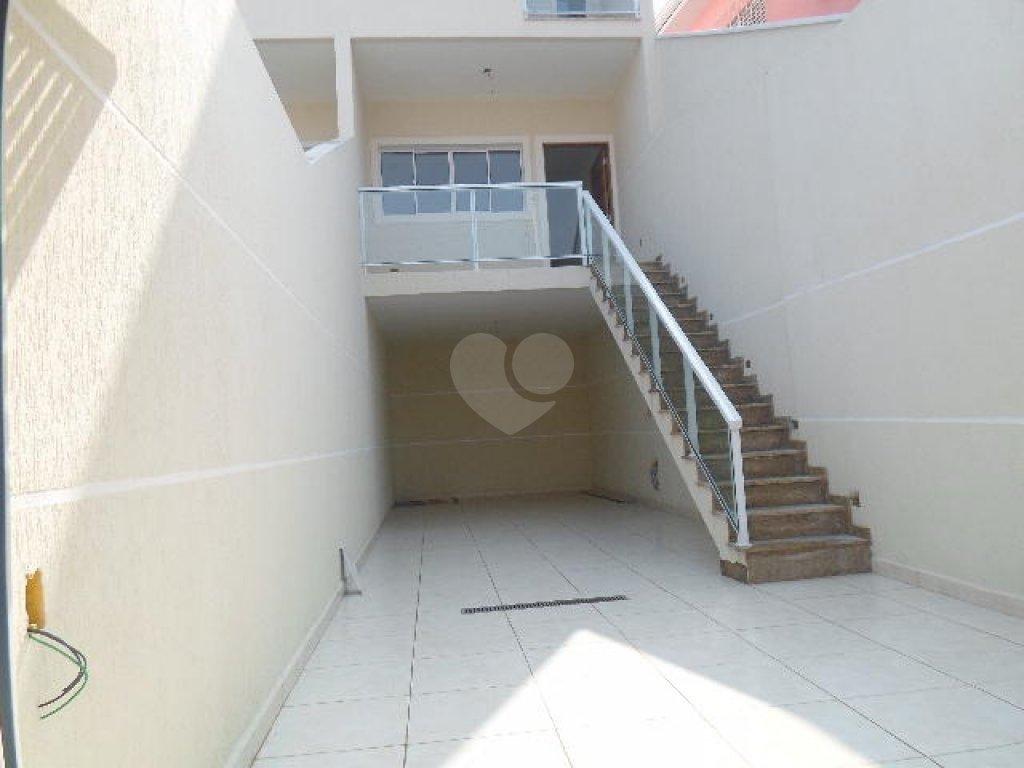 Venda Sobrado São Paulo Vila Isolina Mazzei REO187491 4