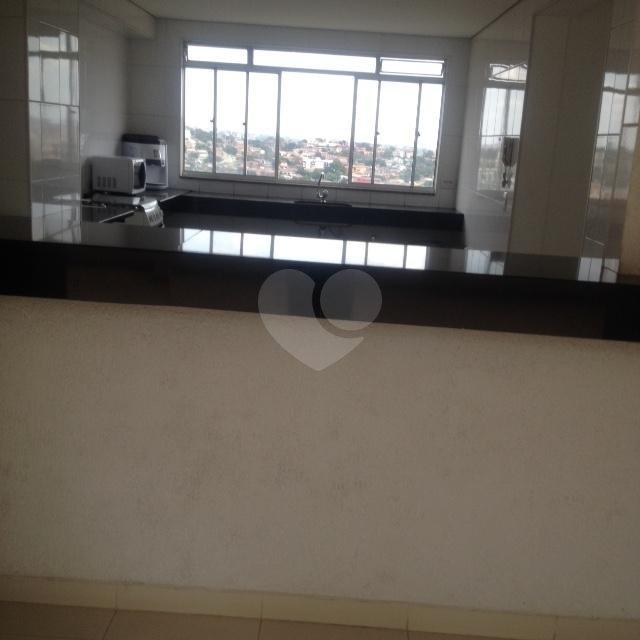 Venda Apartamento Belo Horizonte Buritis REO191392 4
