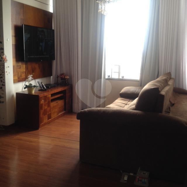 Venda Apartamento Belo Horizonte Buritis REO191392 3
