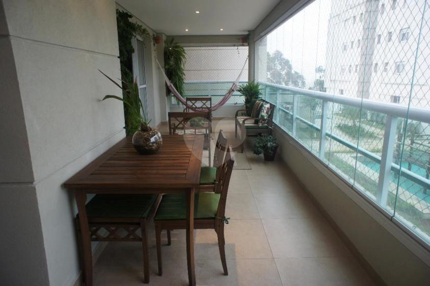 Aluguel Apartamento Santana De Parnaíba Tamboré REO191716 5