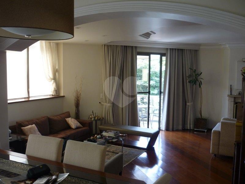 Venda Apartamento São Paulo Campo Belo REO195649 3