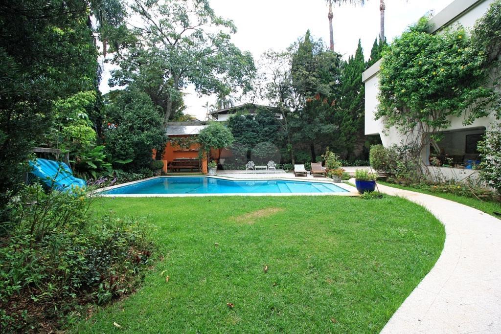 Venda Casa São Paulo Alto De Pinheiros REO196884 4