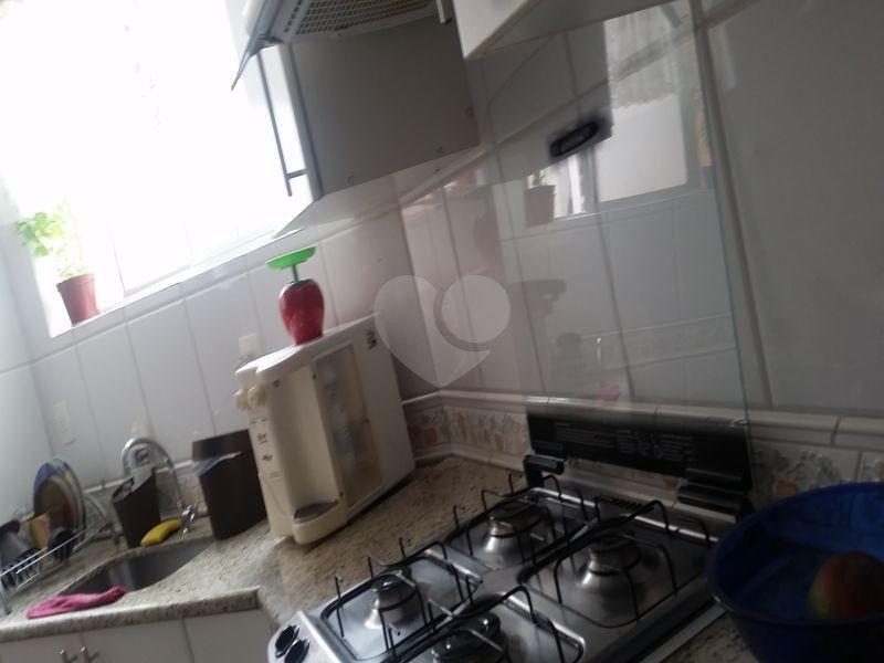 Venda Apartamento Belo Horizonte Buritis REO197343 11