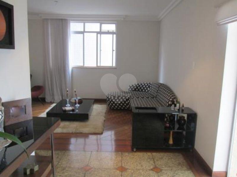 Venda Apartamento Belo Horizonte Buritis REO197343 2